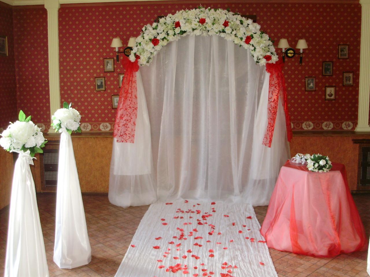 Арка на свадьбу видео